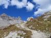 Aufstieg zur Segneshütte:Tschingelhörner