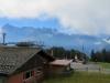 Panorama vom Grotzenbühl 1559m; Hausstock  3158m, Rüchi 2849m, Nüschenstock 2892m, Wurmgrat 2515m, Kistenstöckli 2747m,