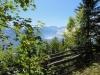 herbstliche Landschaft mit: Piz Sardona/ Surenenstock 3056m, Piz Segnas 3099m