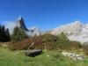 auf dem Seeblengrat  1845m; Vorder Eggstock 2449m, Bös Fulen 2802m, Rüchigrat 2506m, Bösbächistock 2914m