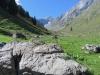 Alp Mittelstaffel 1383m; Blick zum Ruchen