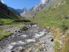 wunderschönes Tal,hi Bös Fulen 2802m, Rüchigrat 2506m