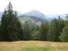 Sicht von Spicher 1519m  auf den Hinterfallenchopf und den Stockberg 1781m