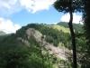 die Flue der Alp Neuwald