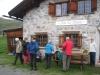 auf der Alp da Munt;  Mittagspause