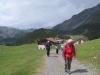 Aufstieg von der Alp da Munt