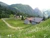 Sacch; Panorama mit Sosto 2221m