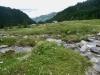 Alpe Pian Segno  1668m; ein Blick zurück