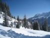 Winterlandschaft mit  Guscha