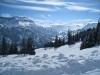 Blick nach Süden;  Blick ins Schilstal  und auf Hochfinsler 2423m