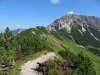 die Bergstation mit dem Gamsberg