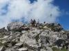 der Gipfel des Augstenbergs 2359m