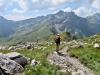 Naafkopf 2570m, Naafkopfhorn 2525m, Schwarzhorn 2574m