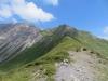 auf dem Grat 2055m; Augstenberg