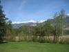 Sicht auf Berge bei Montana