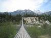 Bhutanbrücke; von wo ich gekommen bin