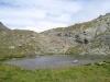 Bergsee auf der Fuorcla Sassalba 2619m