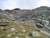 dort oben ist der Piz Terza 2902m