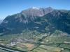 Maienfeld; Falknishorn 2451m, Falknis 2562m, Glegghorn 2450m