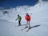 Brigitte und Bruni auf Trais Fluors 2752m