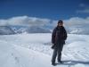 Marianne  auf Muottas Muragl  2093m