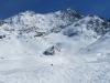 im Skigebiet Furtschellas