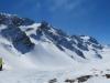 Panorama im Skigebiet Furtschellas; Blick ins Fextal