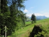 gegen Ober-Knubelhütte   1020m