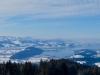 Blick auf den Zürcher Obersee