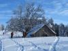 gegen den Regelstein; Winterwunder
