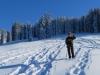 ein Blick zurück zum WInterwunderwald