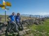 Foto von Adrian: Bruni  und Marianne auf dem Regelstein  1310m
