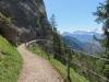 am Felsenweg mit Unterbauen-und Oberbauenstock