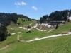 auf dem Weg gegen Rigi Scheidegg