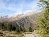 das Aletschbord: Gersthorn 2926m, Schilthorn 3122m, Alpjuhorn 3134m, Grisighorn 3134m, Gänderhorn 3176m, Hohstock 3226m,