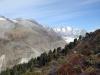 Rothorn 3271m, Olmenhorn 3314m; Wannenhörner, Aletschgletscher