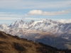 Ernergalen; Merezebachschije 3027m, Blinnenhorn 3373m, Rappenhorn 3158m, Hohsandhorn 3182m, Turbhorn 3245m