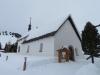 die Kirche auf der Riederalp