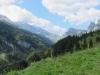 Blick zum  Klausenpass mit: Gemsfairenstock, Clariden, Glatten