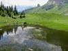 Bergetenseeli mit Ortsstock 2716m
