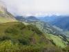 Sicht vom Rietstöckli 1848m auf Braunwald