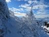 winterliche Stimmung auf der Rigi