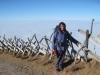 Marianne vor dem Nebelmeer