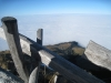 Nebelmeer über dem Mittelland; Seebodenalp 1039m