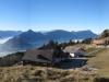 Panorama von der Haggenegg aus