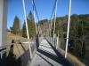 Hängebrücke beim Mostelberg 1173m