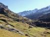Blick zurück zum Klausenpass; Speicherstock 2967m, die Tüfelsstöcke, Bockttschingel 3079m, Clariden 3267m