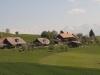 bei Hürnberg; keine gute Alpensicht