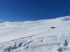 Blick gegen Stall auf Üsseri Alp; Tüfengrat, Scheidegg