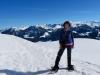 Marianne bei  Üsseri Alp